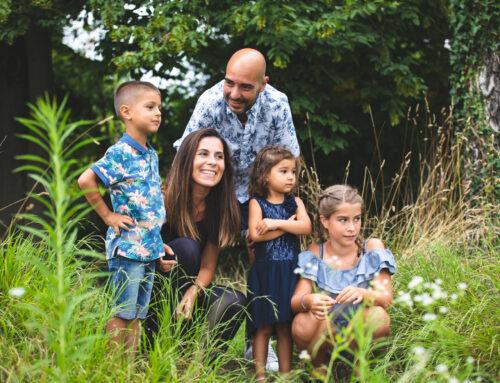 A family day | Servizio di famiglia all'aperto